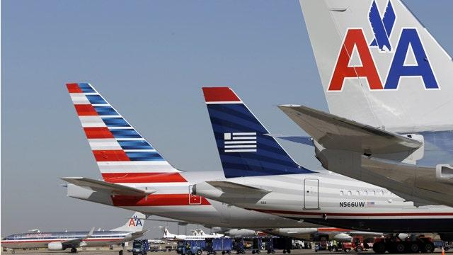DOJ sues to block American Airlines, U.S. airways merger