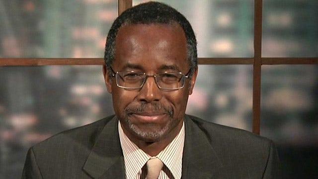 Dr. Carson's prescription for ObamaCare: Permanent delay