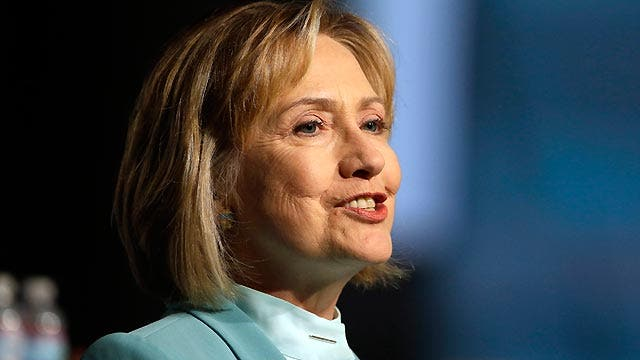 Hillary Clinton speaks out on voting rights issues