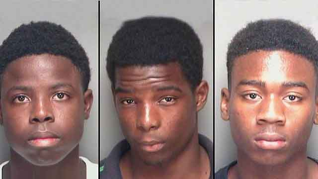 Teens charged in school bus beating due in court