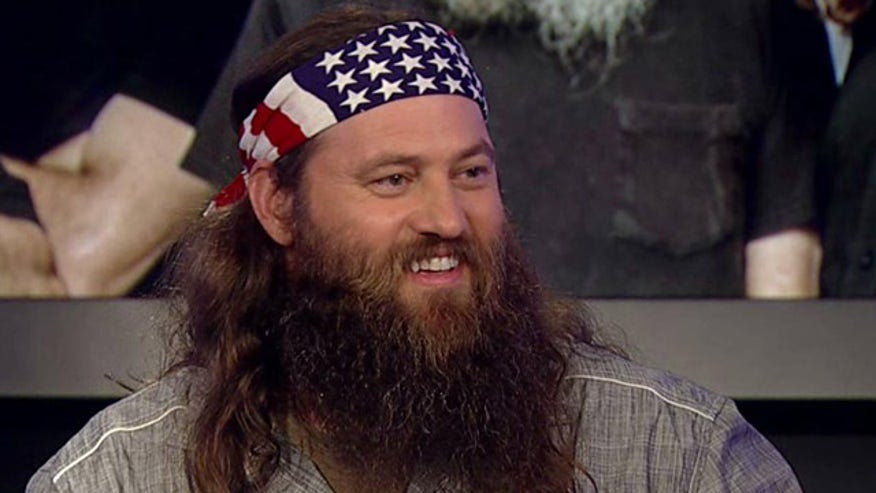 'Duck Dynasty' star joins 'The Five'