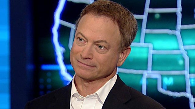 Gary Sinise on supporting our veterans