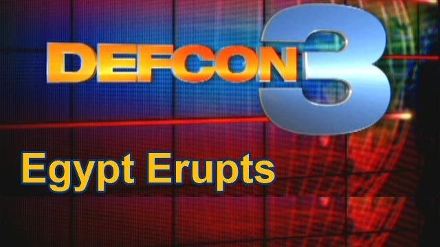 Defcon 3: 8/14/2013