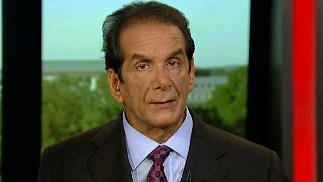 Krauthammer on Obama's use of executive power