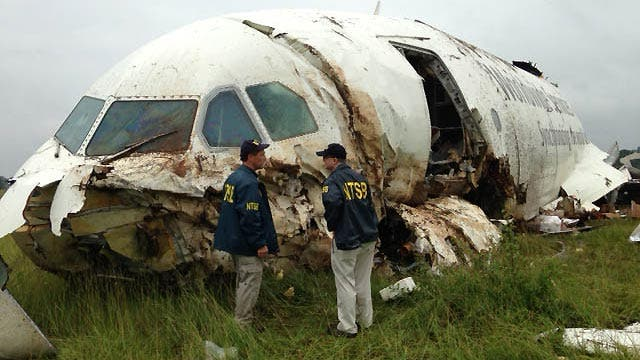 What went wrong in UPS cargo jet crash?