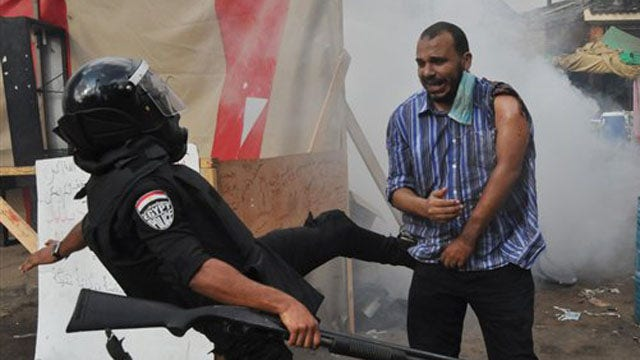 Will billions in US aid save Egypt?
