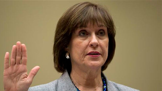 Lois Lerner used a secret e-mail account to order targeting?