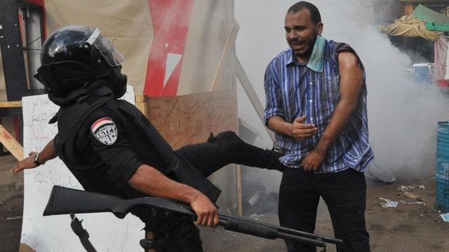 Chaos in Cairo inevitable?