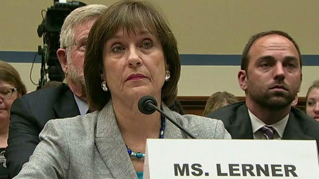 Representatives demand personal e-mails from Lois Lerner