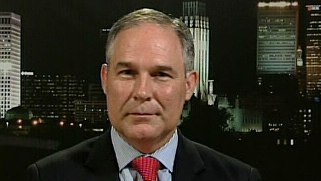 Okla. attorney general fights implementing ObamaCare