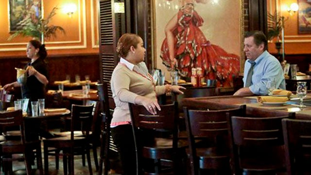 Cavuto: Don't eat at a restaurant where the workers won't