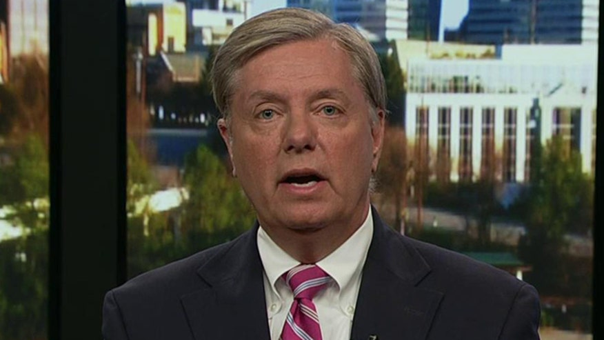 Sen. Graham: Pres. Obama has no vision on Iraq and Syria, must take the offensive against Islamic militant group or they will attack the US