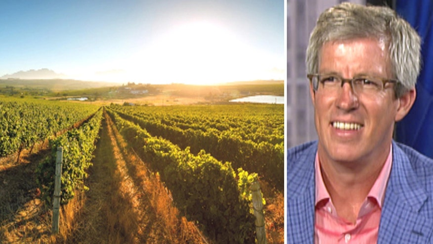 Charles Banks knows business and wine. His smarts took him to South Africa, where some of the worlds best wine values are emerging