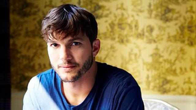 Face-2-face with Ashton Kutcher