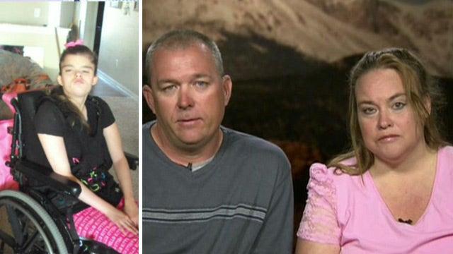 Child's wheelchair ramp draws complaints