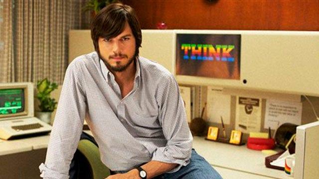 Ashton Kutcher on pressure of 'Jobs'
