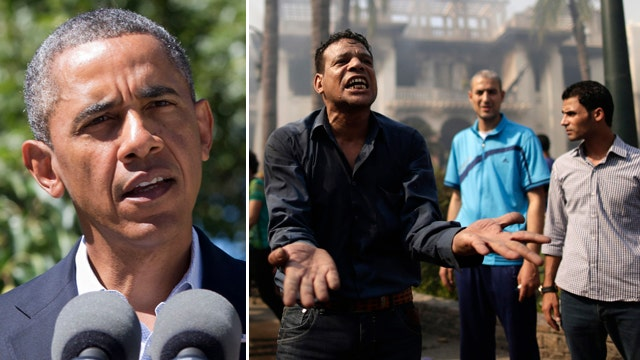Does administration bare responsibility in Egypt crisis?