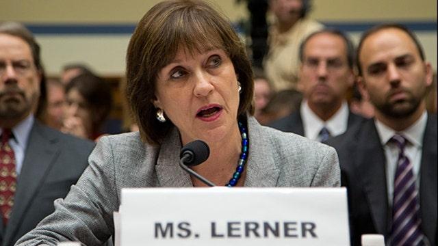 Is Lois Lerner hiding something?