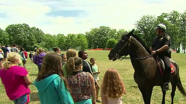 Summer camp teaches kids valuable lessons