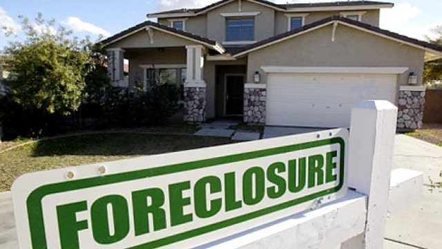 US on track to have fewest foreclosures since 2007
