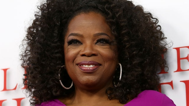 Oprah Winfrey back on the big screen in 'The Butler'