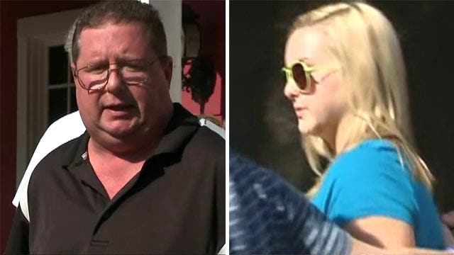 Hannah Anderson's father speaks out at fundraiser