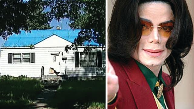 $1 homes for sale in hometown of Michael Jackson