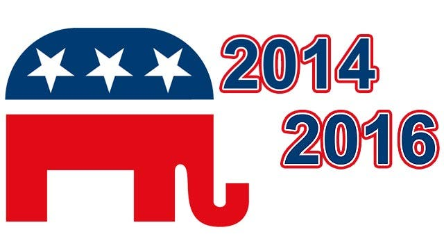 What is the way forward for Republicans in 2014, 2016?