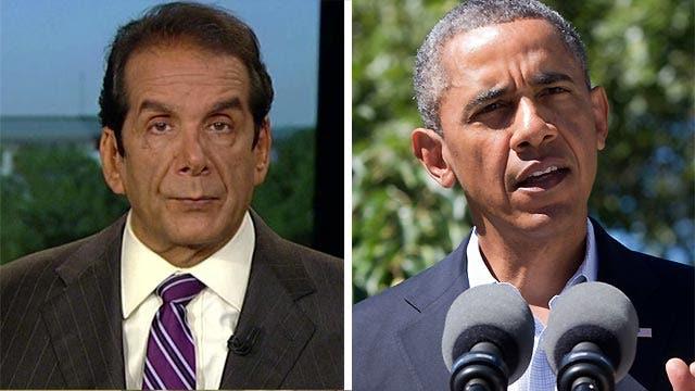VIDEO: Krauthammer on President Obama Egypt statement