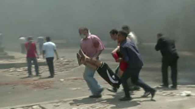 Christians 'collateral damage' or targets in Egypt?