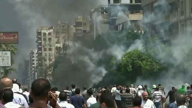 Muslim Brotherhood vows to 'bring down' military coup