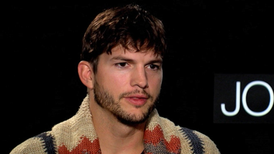 "Ashton Kutcher and Josh Gad discuss their transformations into Steve Jobs and Steve Wozniak (respectively) for their new biopic ""Jobs."""