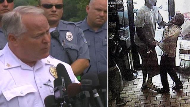Press conference raises questions about Michael Brown case