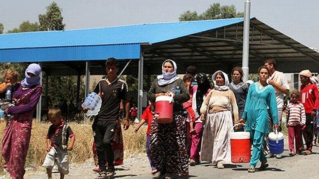 Yazidis in Iraq warn crisis is not over