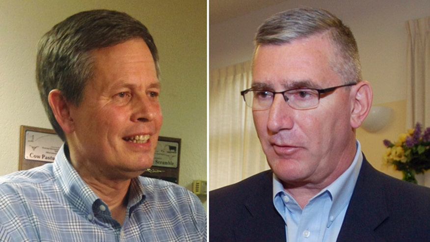 Guy Benson and Richard Fowler on the Democrats chances against GOP congressman Steve Daines