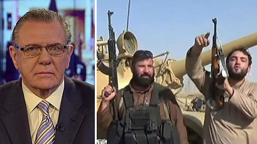 Former four-star general says Obama 'needs to come clean' on Islamic State threat