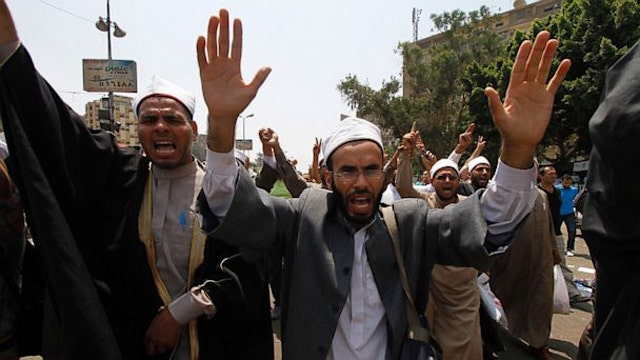 Muslim Brotherhood calls for a 'Day of Rage' in Egypt