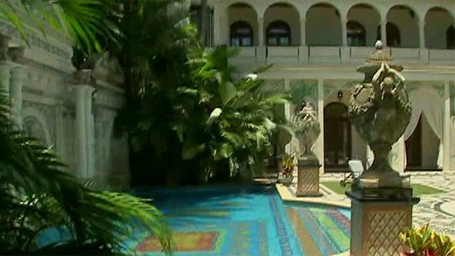 Miami Beach's Versace Mansion up for auction