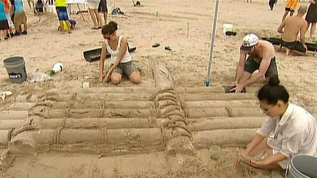 What does it take to build a winning sandcastle?