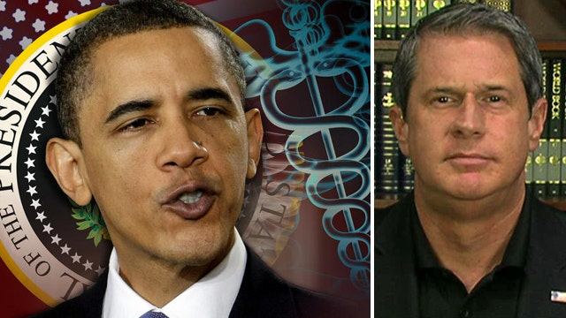 Vitter: ObamaCare exemption is why Americans hate Congress