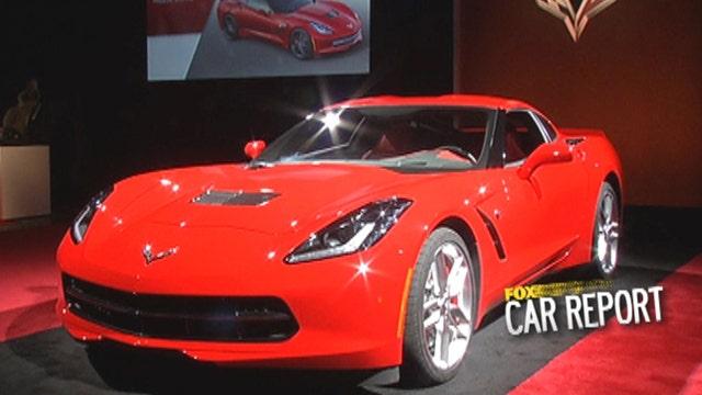 Secrets of the new Corvette