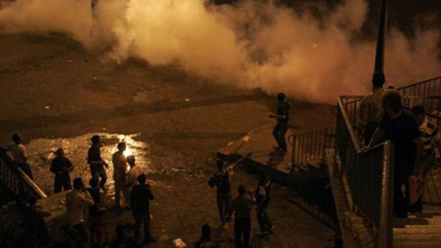 Egyptian Revolution filmaker on Latest Violence