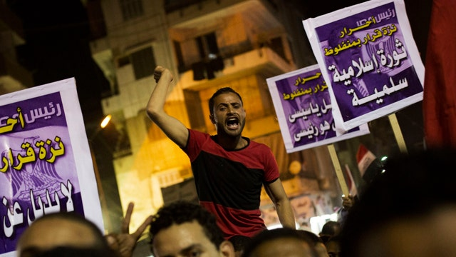 Coptic Christians blamed for violence in Egypt