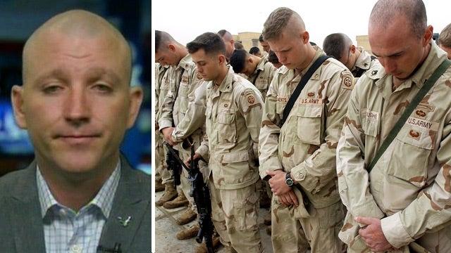 Airman relieved of duties over beliefs?