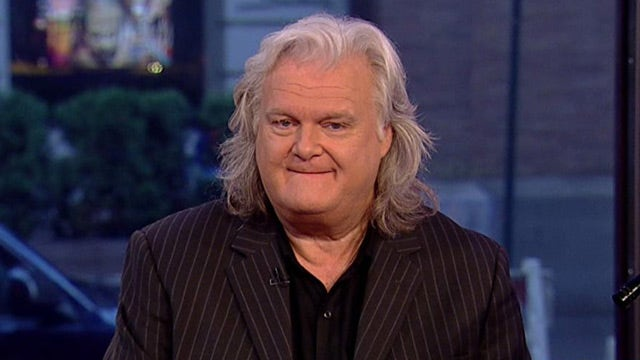 Ricky Skaggs opens up in new book