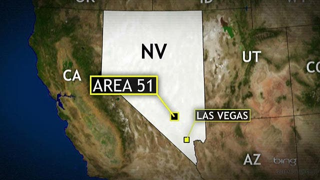 It's real! CIA acknowledges existence of Area 51