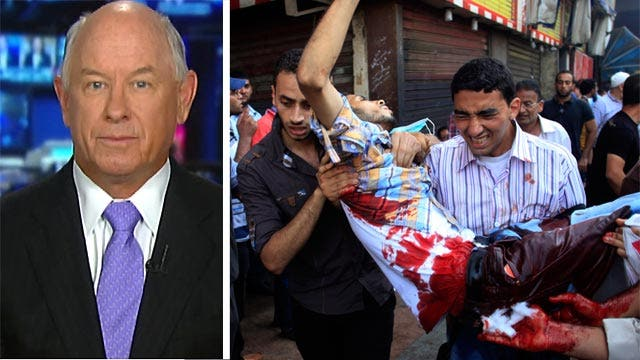 P.J. Crowley on Egypt: America's 'credibility is suffering'