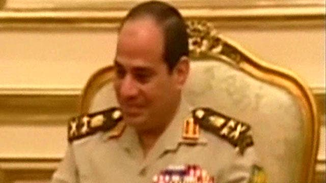 A look at the man behind Egypt's military takeover