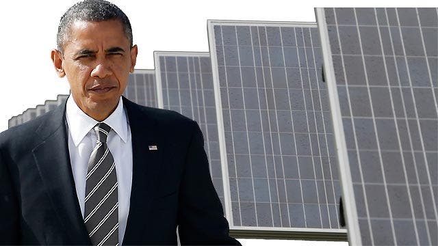 President plowing ahead with green energy agenda