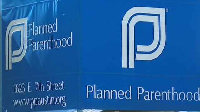 Debate over fed funds going to Planned Parenthood